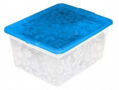 BRANQ Jasmine- úložný kontajner / box s vekom 13l-P7113