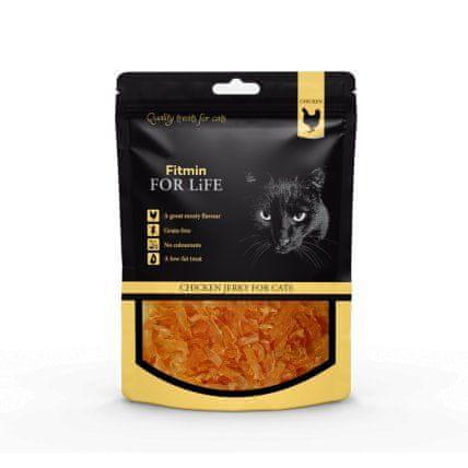 Fitmin Dog & cat treat chicken jerky 70 g