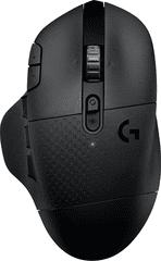 Logitech G604 Lightspeed Wireless Gaming miška, črna