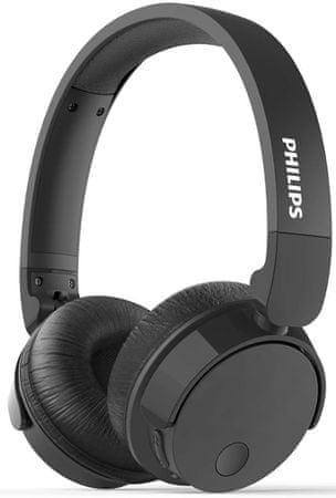 Philips TABH305BK brezžične slušalke, ANC