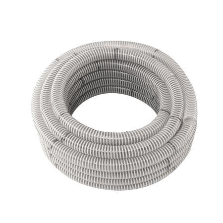Cellfast cev za pretakanje tekočin, prozorna, PVC, 25 m, 32 mm (030237)
