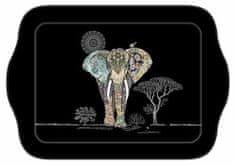 Kiub pladenj, slon s poslikavo (1403)