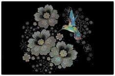 Kiub pogrinjek, kolibri (1399)