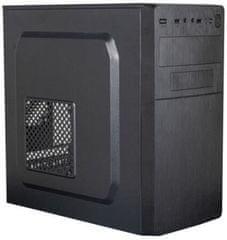 Eurocase MC X204-EVO, čierna
