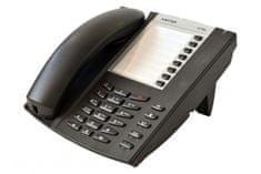 Mitel/Aastra 6710a - analogový telefon, tlačítko příjmu a ukončení hovoru pro náhlavní soupravu