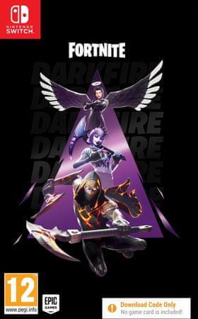 Warner Bros Fortnite - Darkfire (Switch) koda