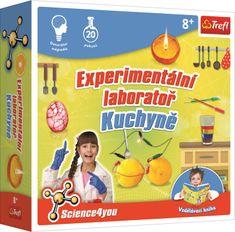 Trefl Science4you Experimentální laboratoř Kuchyně