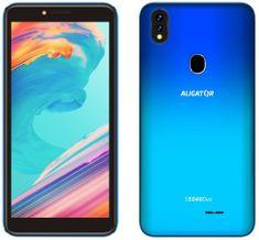 Aligator smartfon S5540 Duo, 2 GB/32 GB, niebieski