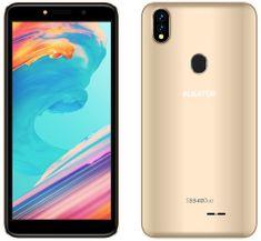 Aligator smartfon S5540 Duo, 2 GB/32 GB, złoty