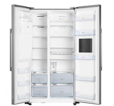 Gorenje ameriški hladilnik NRS9181VXB