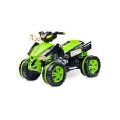 TOYZ Elektrická štvorkolka Toyz Raptor green Zelená