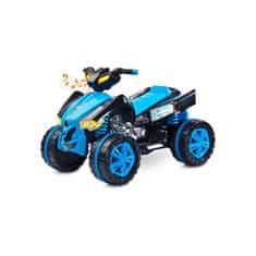 TOYZ Elektrická štvorkolka Toyz Raptor blue Modrá