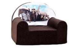 Aga Fotel dla dzieci mini SOFA MAXX 184