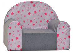Aga Fotel dla dzieci mini SOFA MAXX 672