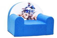 Aga Fotel dla dzieci mini SOFA MAXX 972