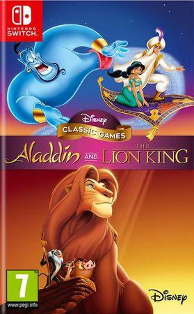 Disney Interactive Disney Classic Games: Aladdin and The Lion King igra (Switch)