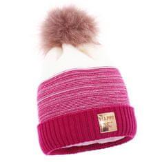 Pupill zimska kapa za djevojčice NOA