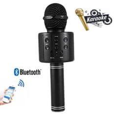 Forever BMS-300 mikrofon i zvučnik, 3 W, Bluetooth, crni