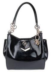 Guess Dámská kabelka Kelsey Small Shopper Black-Bla
