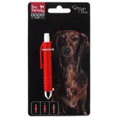 Dog Fantasy pęseta do kleszczy plastikowa 9 cm