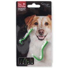 Dog Fantasy haczyk na kleszcze plastikowy 2 rozmiary