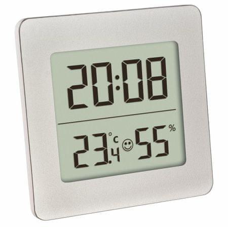 TFA 30.5038.54 digitális hőmérő higrométerrel
