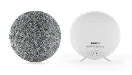 REMAX AA-7085 RB-M9 Bluetooth hangszóró, 1800mAh fehér színben