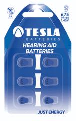 TESLA 1099137161 NASLOUCHADLA PR675 Zinc Air (PR44/paper/6 ks)