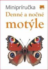 autor neuvedený: Minipríručka: Denné a nočné motýle