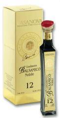 Acetaia Casanova Condimento Balsamico NOBILE 12 let 40ml dárkové balení