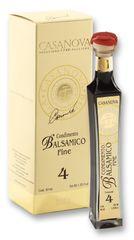 Acetaia Casanova Condimento Balsamico FINE 4roky 40ml v dárkovém balení