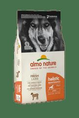 Almo Nature Large Adult Kutyatáp, Bárány rizzsel, 12 kg