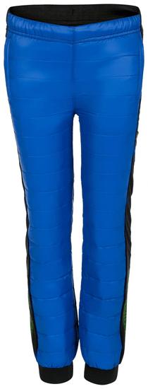 ALPINE PRO JERKO detské nohavice 104 - 110 modrá