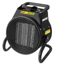 Hecht 3542 Hősugárzó ventilátorral és termosztáttal 2000 W