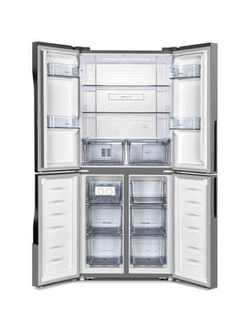 Gorenje NRM8181MX ameriški hladilnik