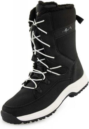 ALPINE PRO Kolaso čizme za djevojčice, 28, crne