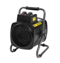 Hecht 3324 Hősugárzó ventilátorral és termosztáttal 2400 W