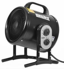 Hecht 3422 Přímotop s ventilátorem a termostatem 3000 W / 70 m3