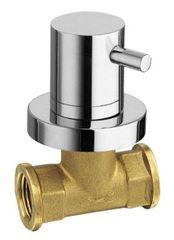 Reitano Rubinetteria AIRTECH podomítkový ventil, teplá, chrom (405H)
