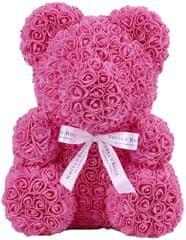 Notta & Belle Medvídek z růží - 35cm
