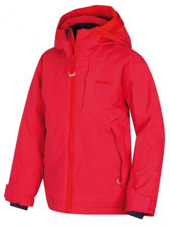 Husky dětská ski bunda Zisi Kids 122 ružová