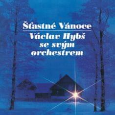 Václav Hybš se svým orchestrem: Šťastné Vánoce - CD