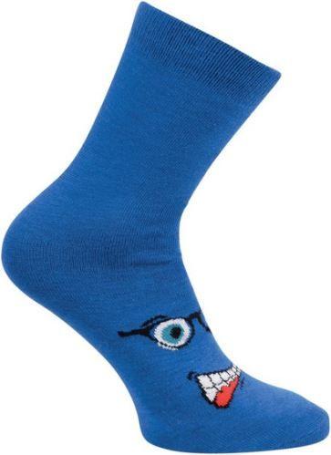 Dare 2b Detské lyžiarske ponožky Dare2b VIGOR modrá 31-36