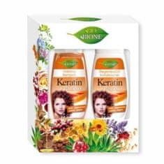 Bione Cosmetics Kozmetická sada BIO Keratin + Panthenol