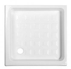 KERASAN RETRO keramická sprchová vanička, čtverec 90x90x20cm (133801)