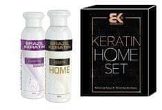 Brazil Keratin Domowy zestaw do pielęgnacji włosów Keratin