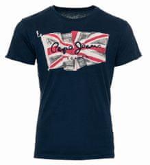 Pepe Jeans pánske tričko Flag Logo