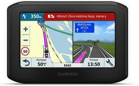 Garmin Zumo 396 LMT-S Lifetime motoristična navigacijska naprava