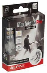 Alpine MusicSafe Pro Transparent Špunty do uší