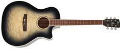 Cort GA-QF TBB Elektroakustická kytara
